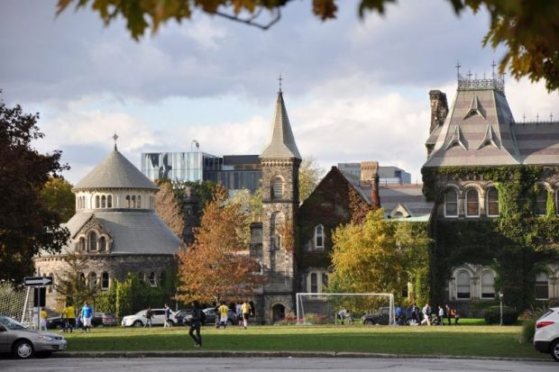 University of Toronto, mental health policies