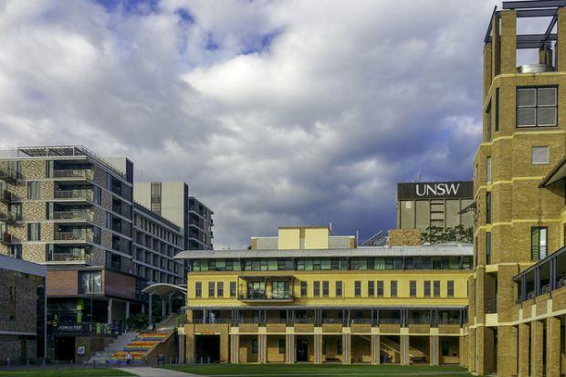UNSW Sydney campus