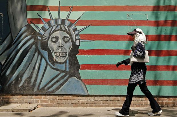 us-flag-mural-tehran