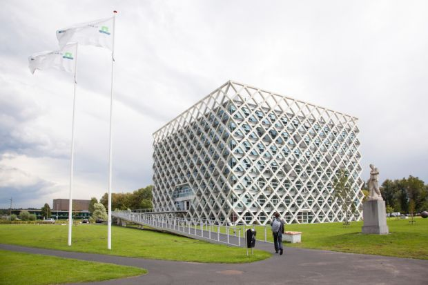 Wageningen University Atlas Building