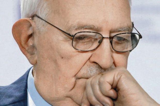 Immanuel Wallerstein, 1930-2019