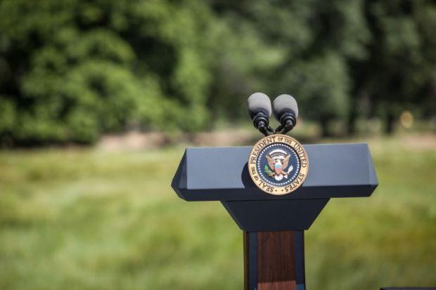 White House, US president