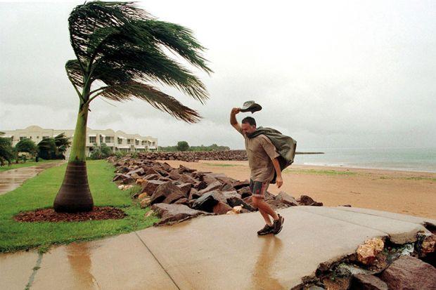 Very windy
