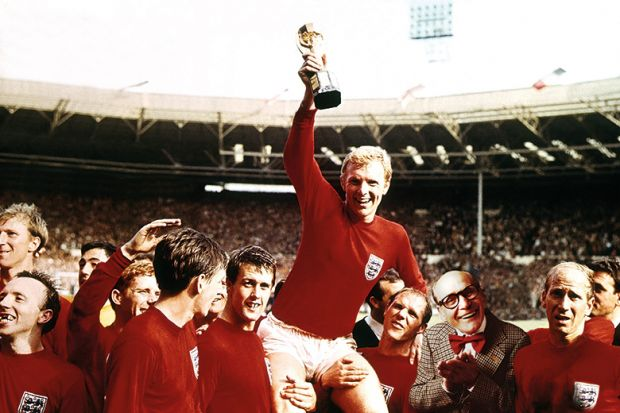 World Cup win 1966