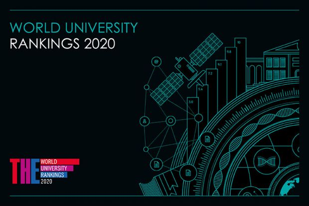 The World University Rankings 2020 Methodology Times Higher