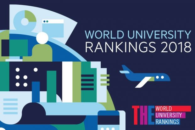 Image result for the world university rankings 2018