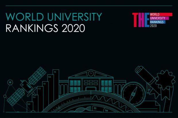Times higher education 2020