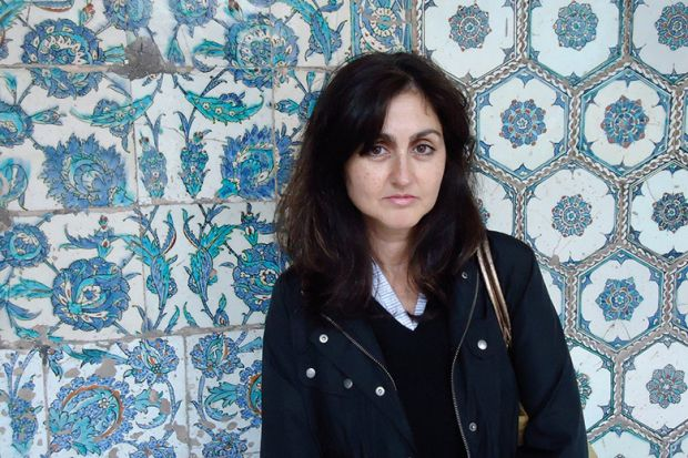 Zainab Bahrani