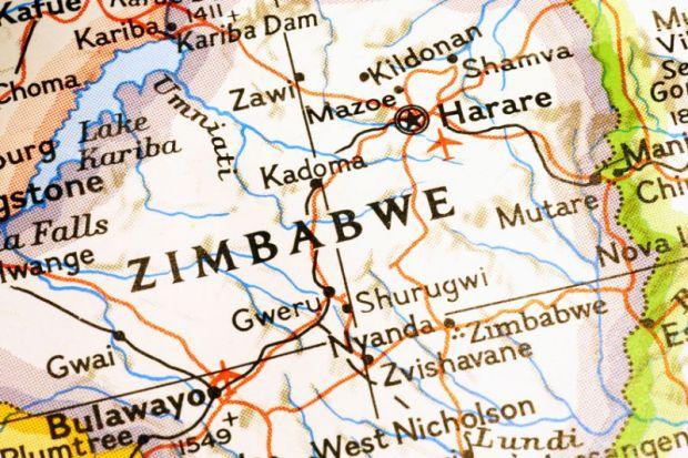 Zimbabwes higher education minister battles corruption probe