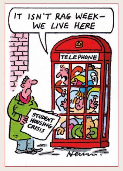 Cartoon 10 October 2019