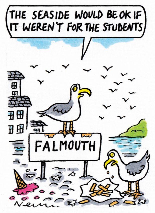 The week in higher education cartoon (16 June 2016)