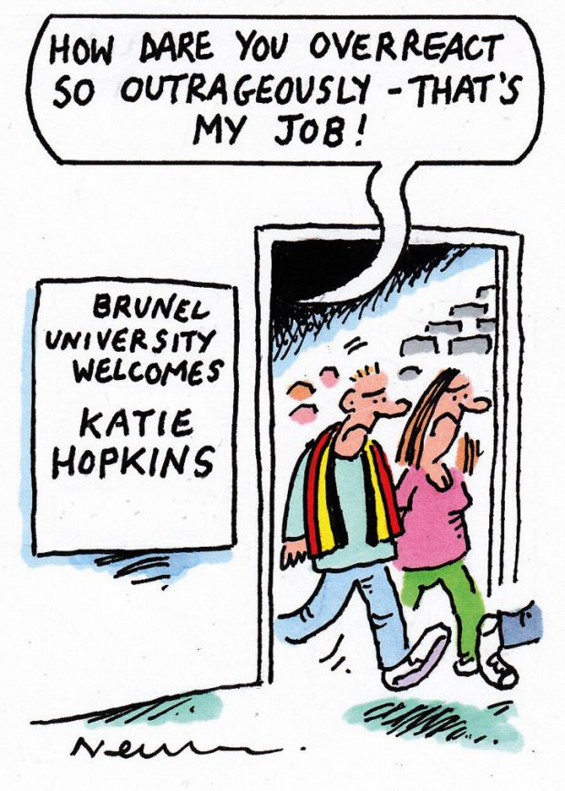 The week in higher education cartoon (3 December 2015)