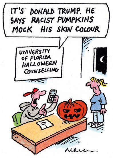 The week in higher education cartoon (20 October 2016)