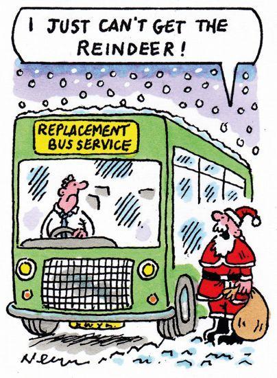 The week in higher education cartoon (22 December 2016)