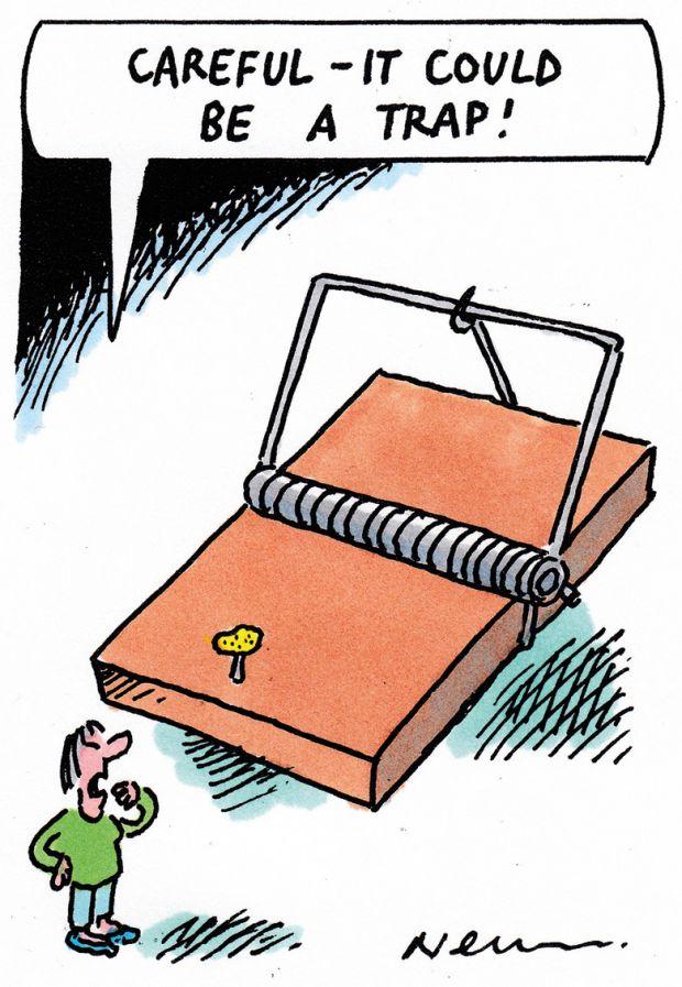 The week in higher education cartoon (28 January 2015)