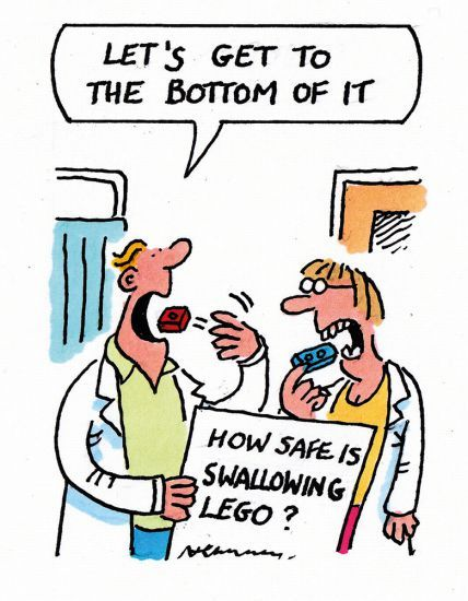 THE cartoon 6 December 2018