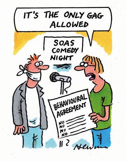 THE cartoon 20/27 December 2018 issue