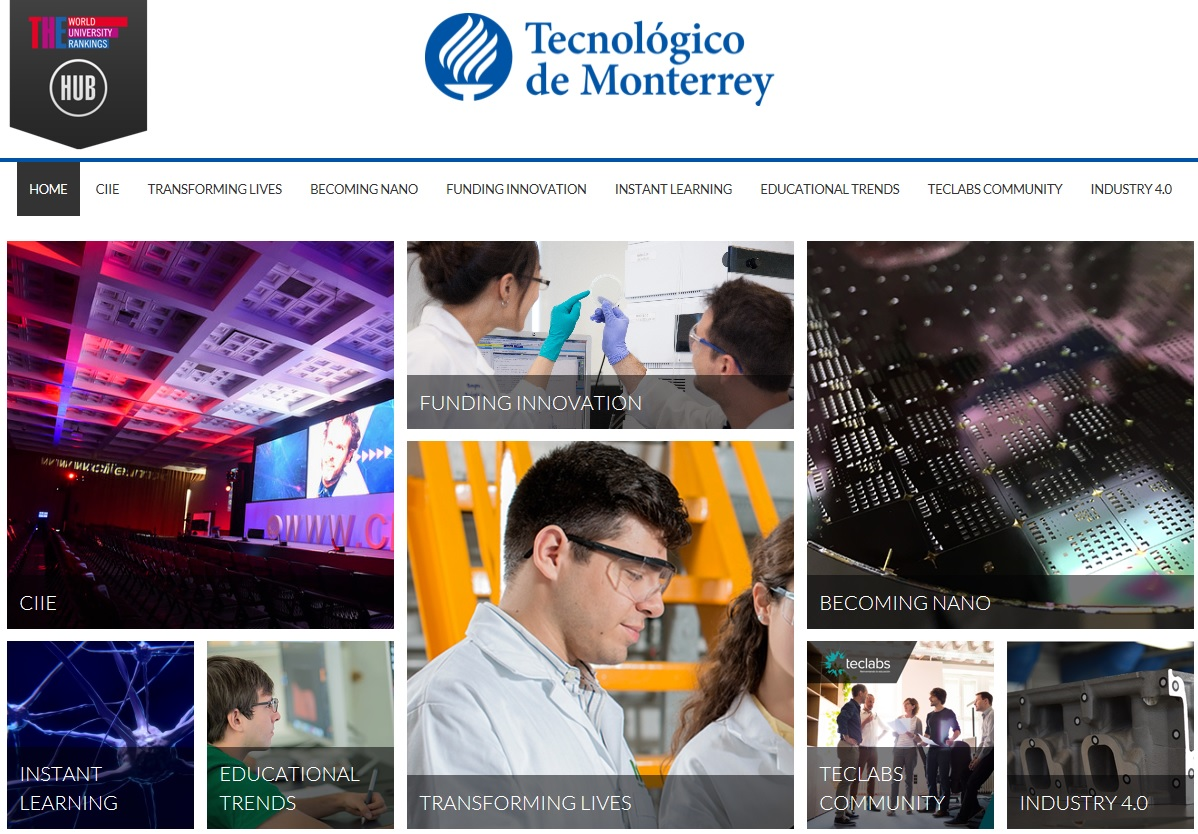 Tec de Monterrey Research Hub