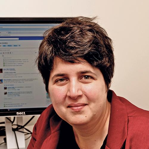 Ilana Gershon, Indiana University