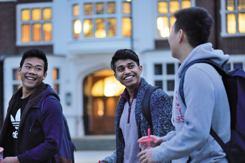 Student Experience Survey 2016 Universities That Get It
