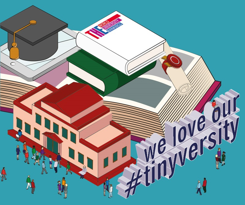 Best small universities #tinyversity