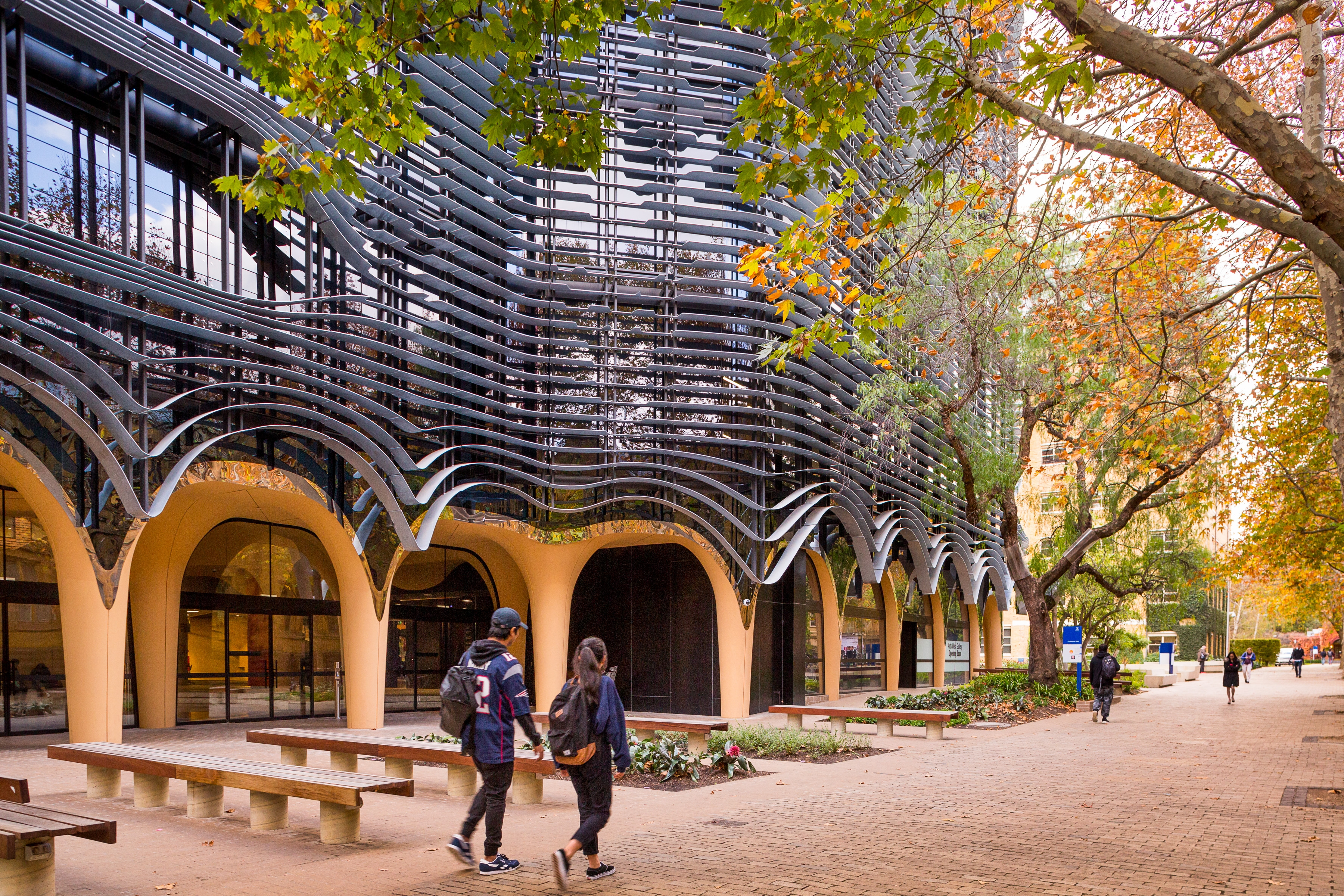 Most beautiful universities in Australia - University of Melbourne