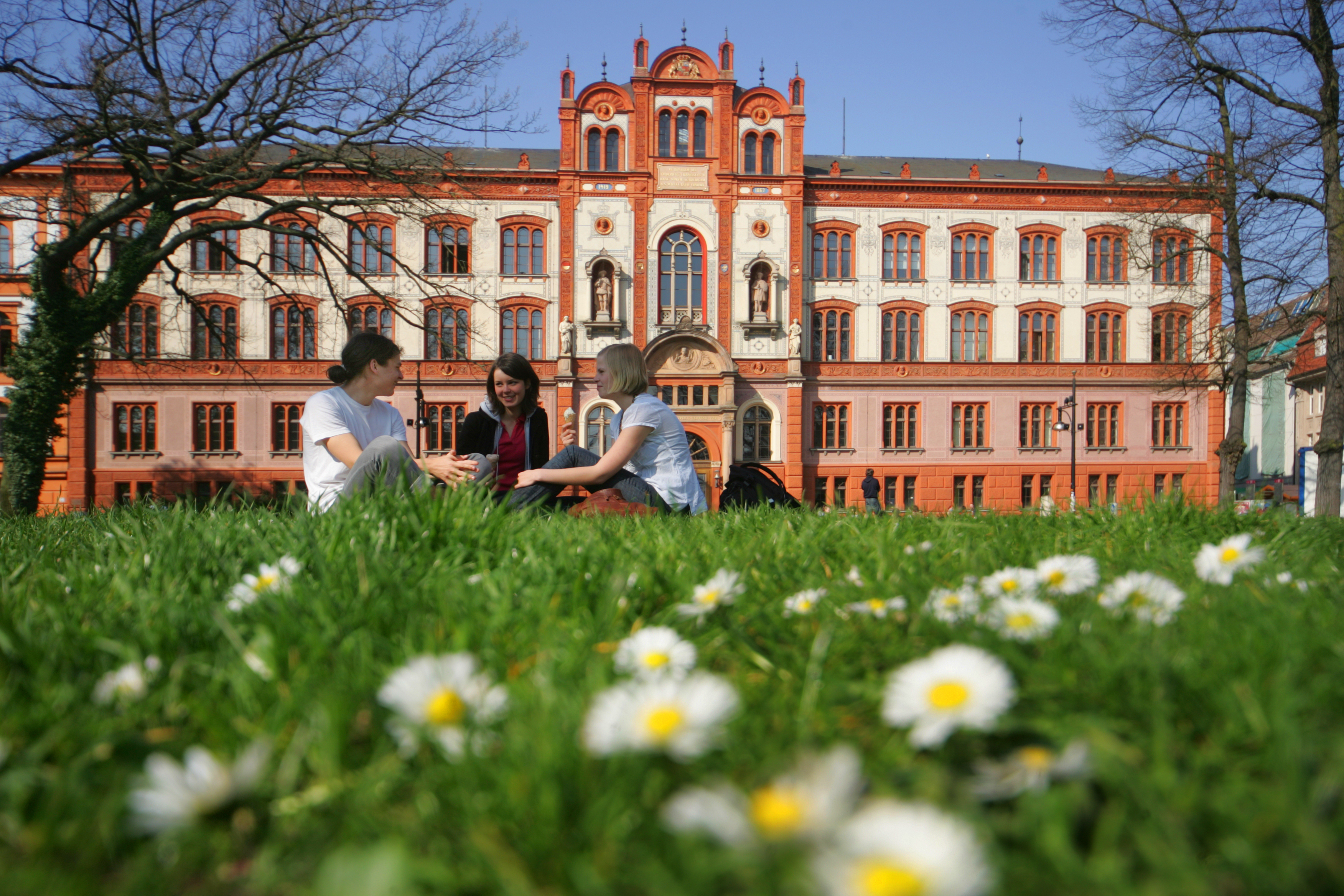 Most beautiful universities in Europe - University of Rostock