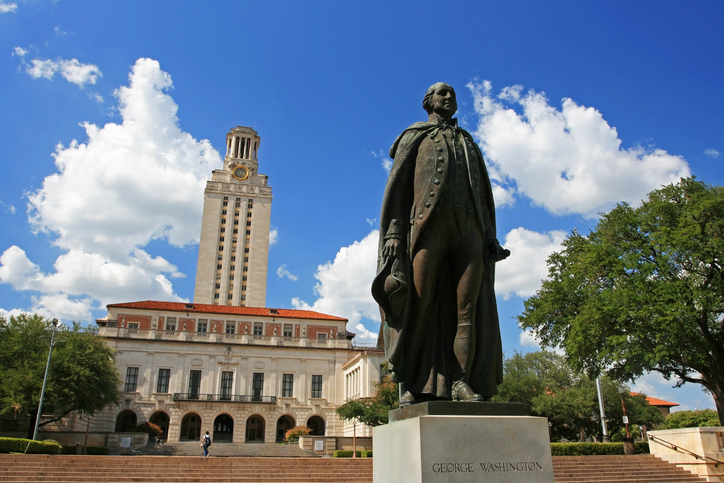 Best Universities In Texas Times Higher Education The