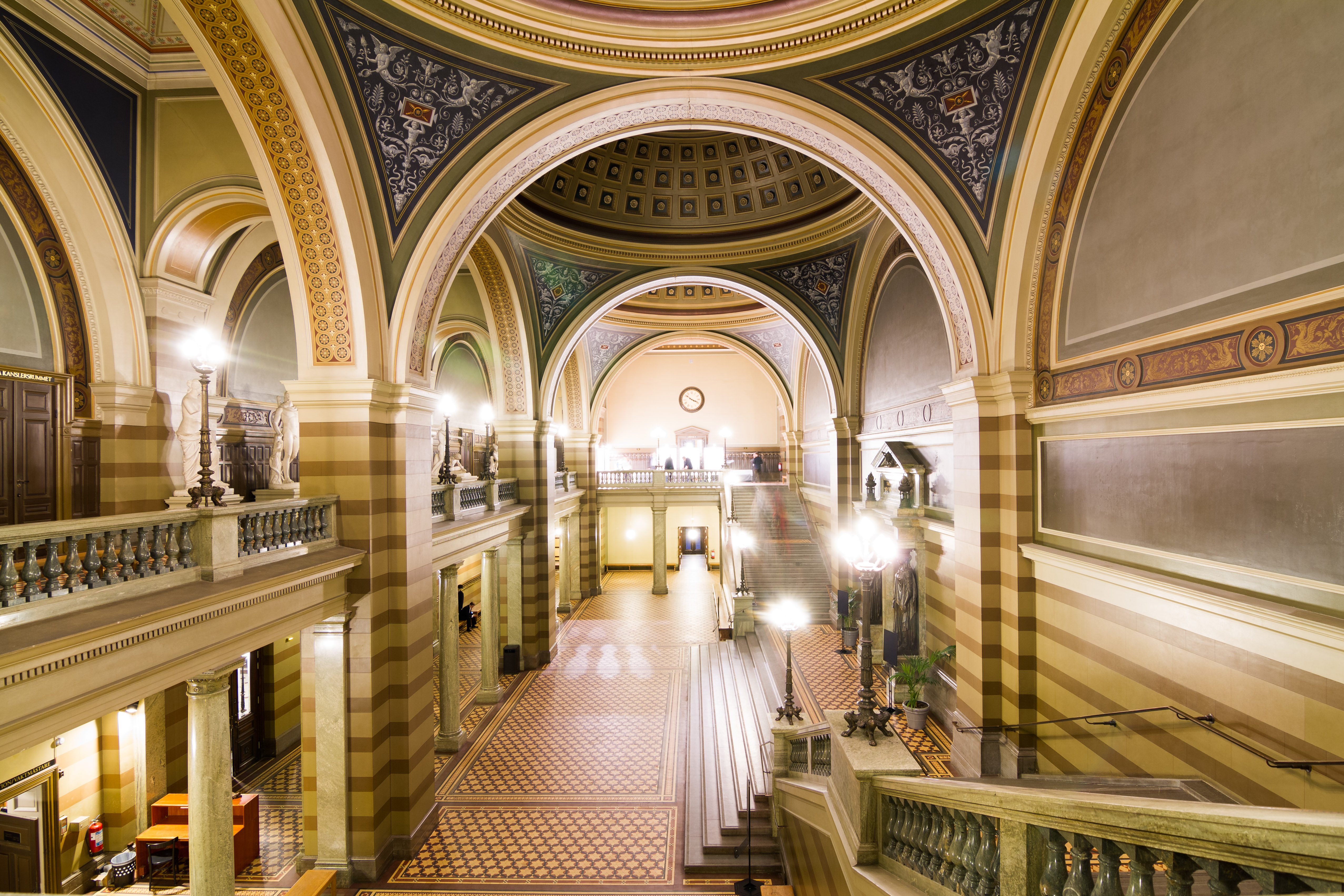 Most beautiful universities in Europe - Uppsala University