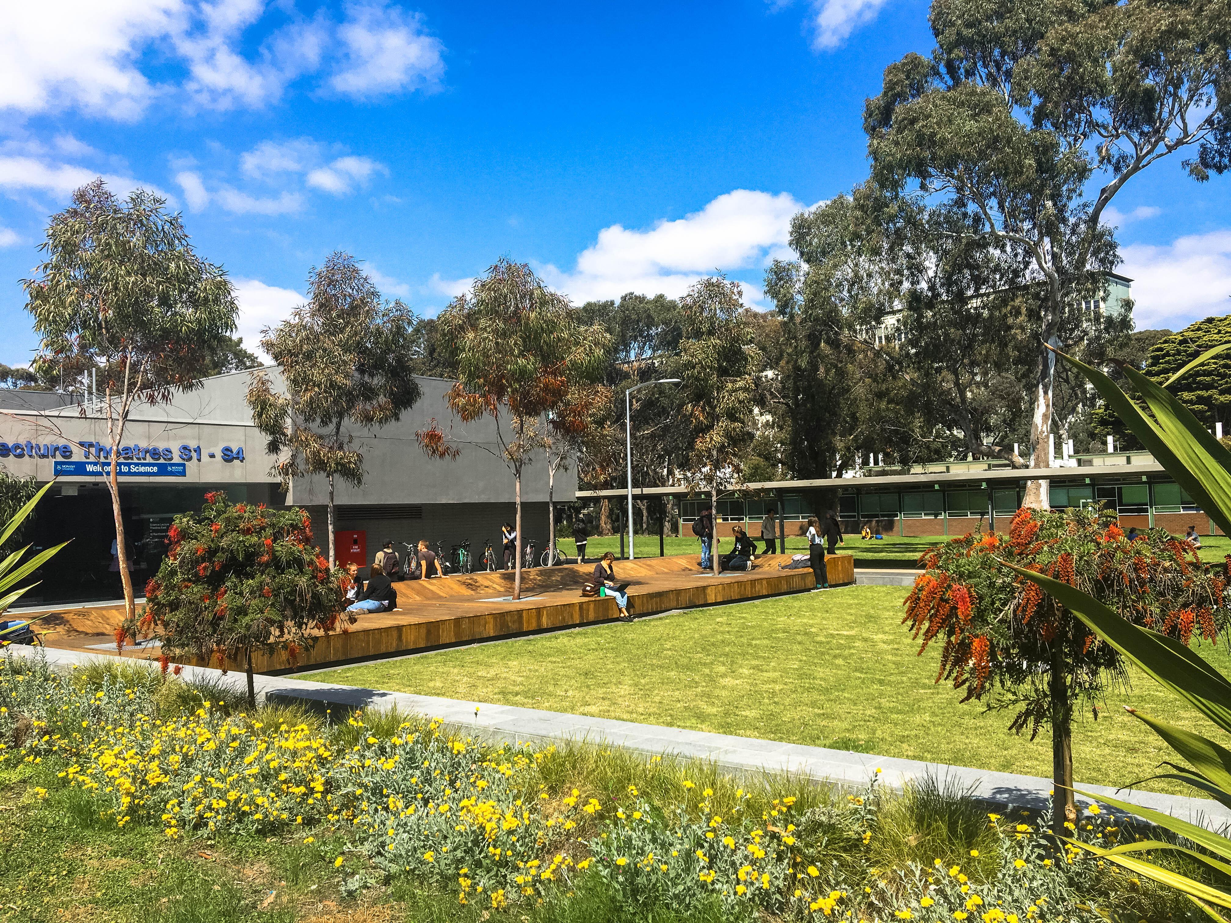 Most beautiful universities in Australia - Monash
