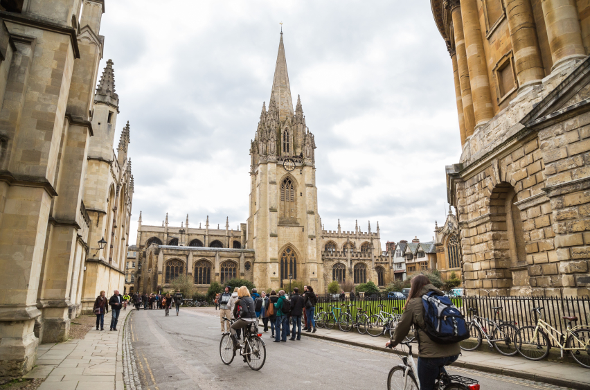 University of Oxford, University Church of St Mary the Virgin