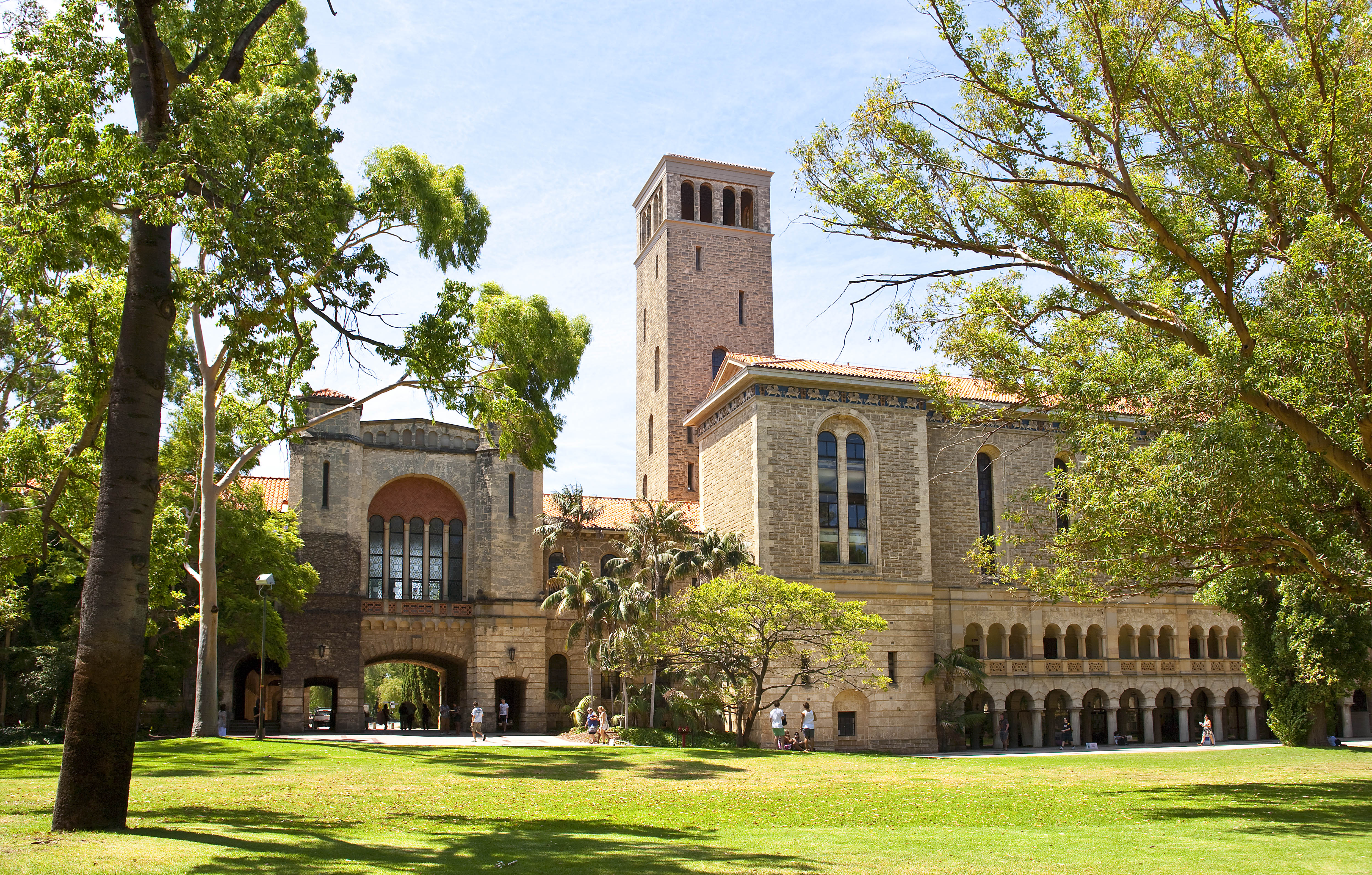 University of Western Australia - most beautiful universities in Australia