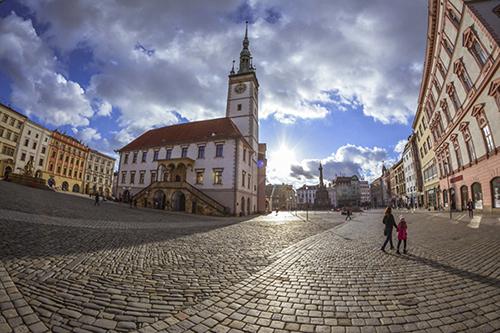 Palacký University - homepage