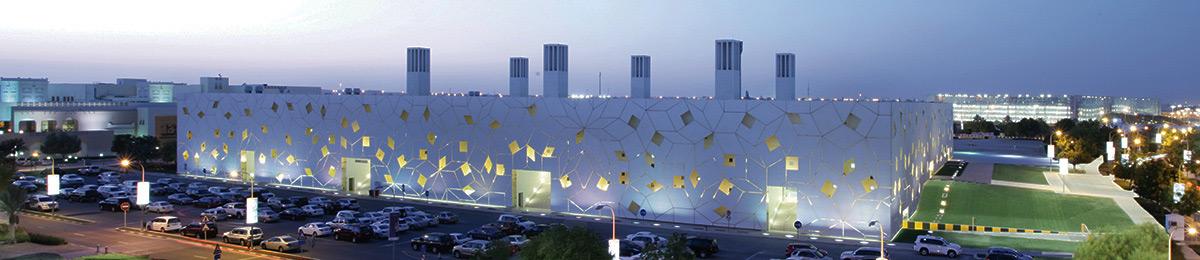 Hamad Bin Khalifa University minisite
